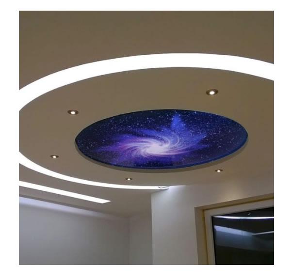 Lichtdecken Schlafzimmer aus  Alfter