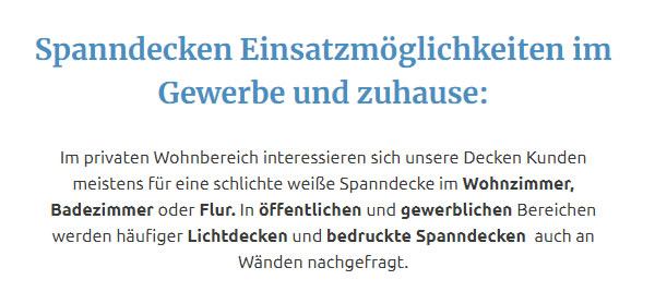 bedruckte Spanndecken in  Gerlingen, Ditzingen, Leonberg, Korntal-Münchingen, Rutesheim, Magstadt, Renningen und Hemmingen, Schwieberdingen, Stuttgart
